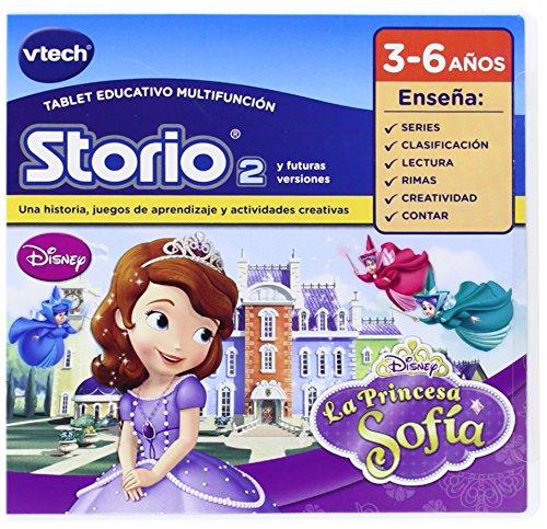 VTech - Juego para Tablet Educativo, Storio,...