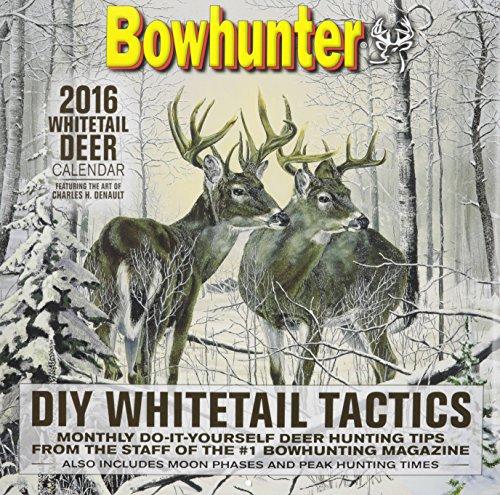 2016 Bowhunter Calendar