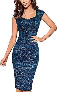 brand new 9829e b7547 Amazon.it: Abiti da cerimonia donna: Tubini eleganti ...