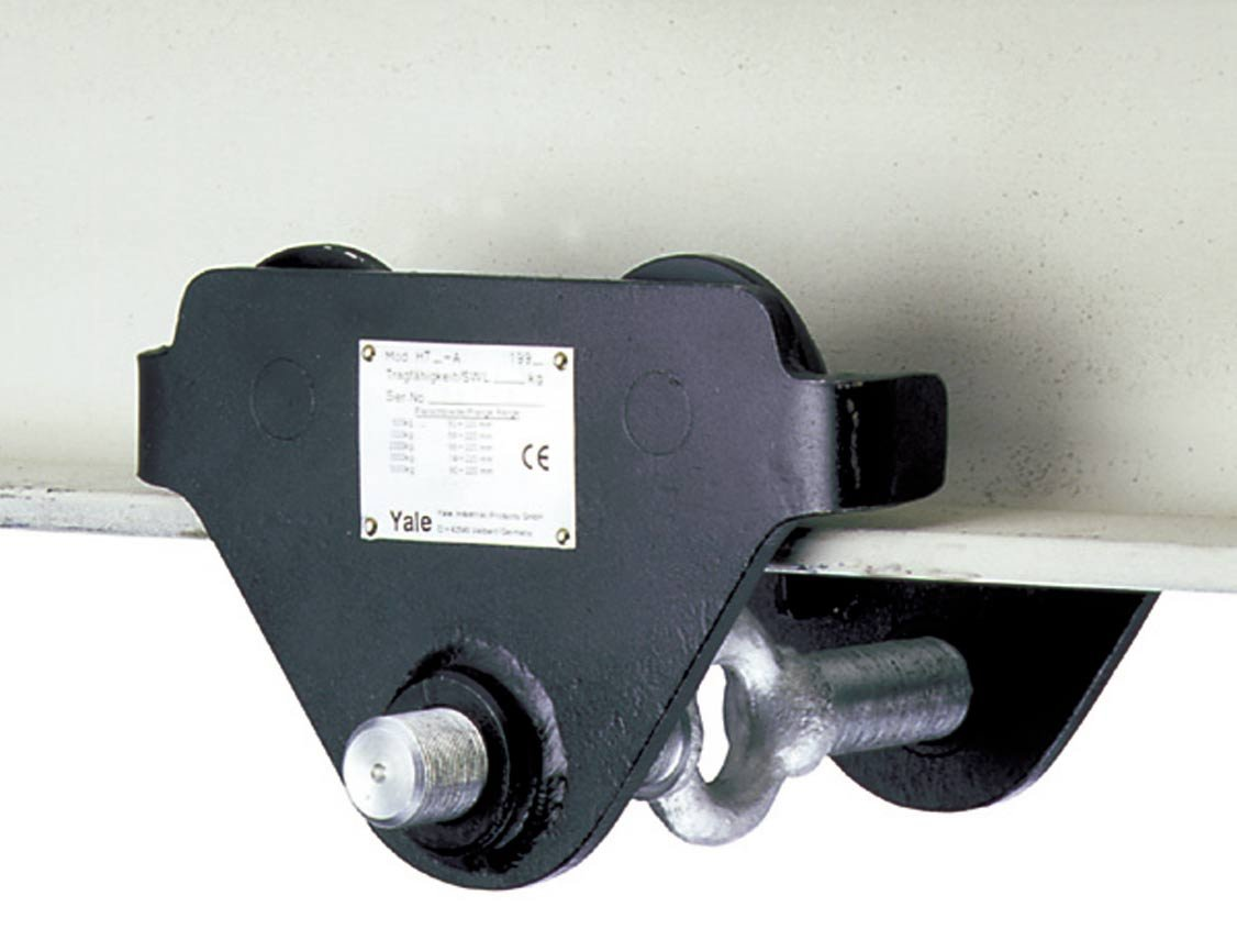 500/kg ancho Yale amz1022769/HTP Push viaje viga//haz carrito 160/Mm-300/mm