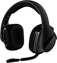 Logitech G533 Casque Gaming sans Fil (DTS 7.1 Son Surround) Noir ( 981-000634)
