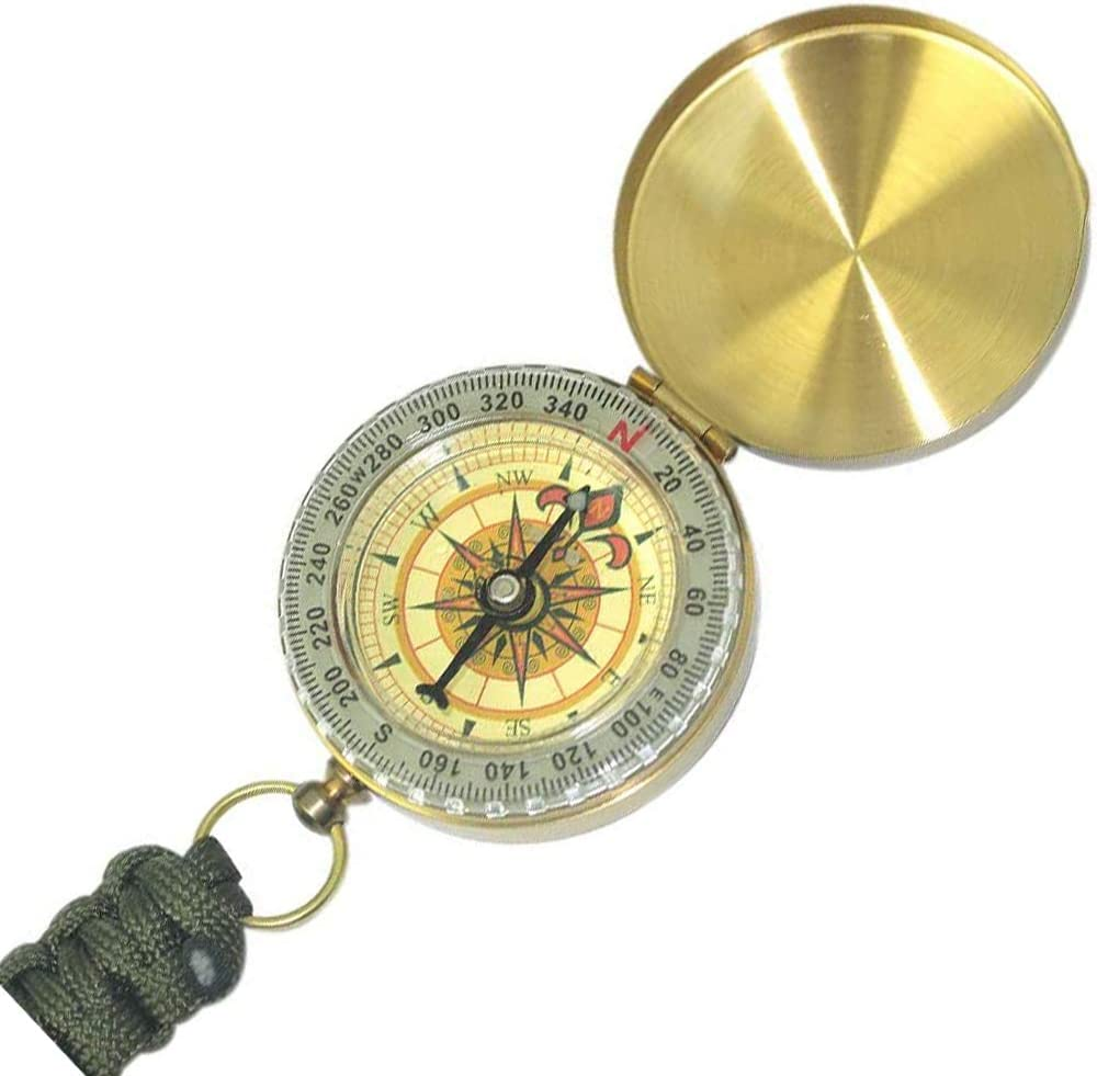 Fort Worth Mall CYPRES Compact Compass for Outdoor Hiking Camping Fishing Fort Worth Mall