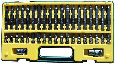 Herramientas de reparación, de 40 piezas de la manga de cabeza hexagonal estrellas ciruela conjunto S2 acero de aleación conjunto estación de reparación de automóviles