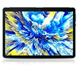 Tablette Tactile 10 Pouces Android 10 MEBERRY - 64Go, 4Go de RAM Tablette 4G LTE Dual SIM, GPS, WiFi, Bluetooth, Type-c - 5.0+8.0 MP Caméra -Corps en Métal Bleu