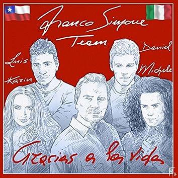 Gracias a la Vida (feat. Michele Cortese, Karin Cáceres, Luis Layseca, Daniel Parraguez)
