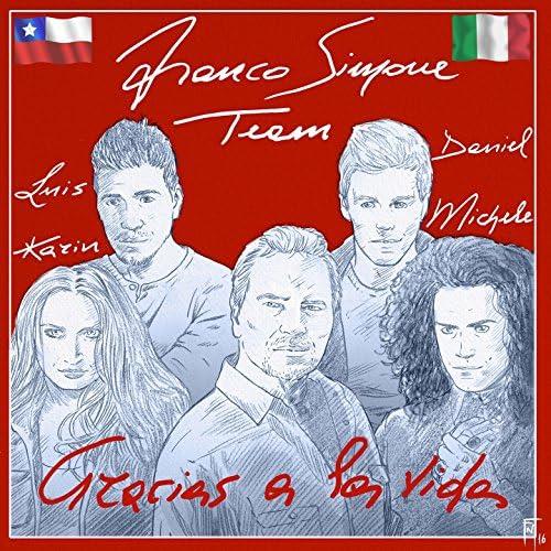 Franco Simone Team feat. Michele Cortese, Karin Cáceres, Luis Layseca & Daniel Parraguez