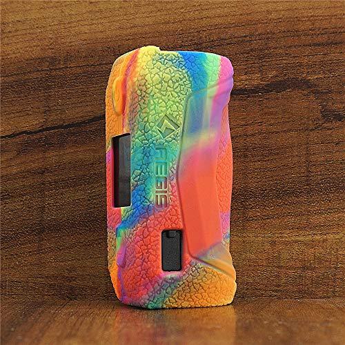ModShield for Geekvape Aegis Solo 100W TC Silicone Case ByJojo Geek Vape Protective Cover Shield Skin Sleeve Wrap (Tie Dye)