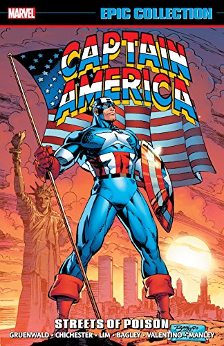 Captain America Epic Collection: Streets of Poison (Captain America (1968-1996)) (English Edition)
