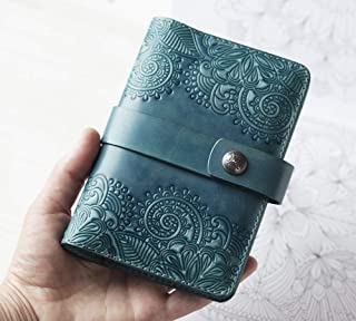 656f8a509eecb Amazon.com: tooled leather purse: Handmade Products
