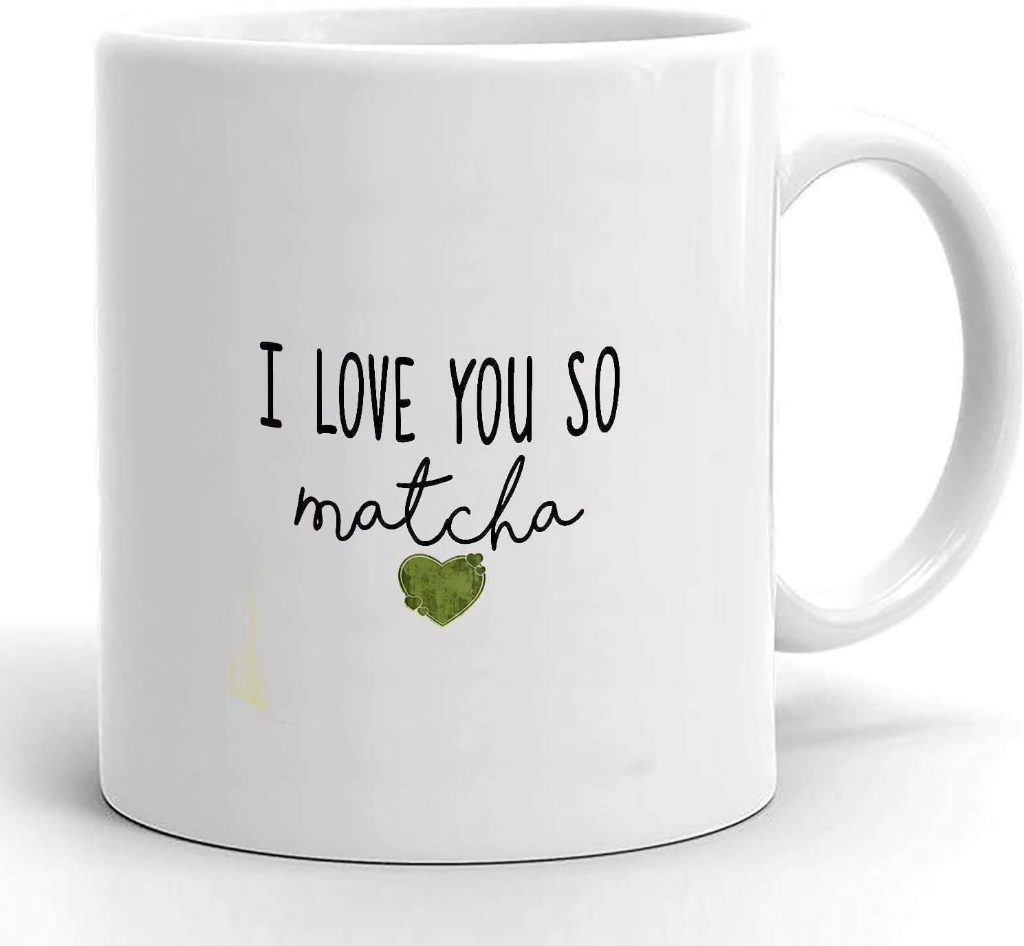 I Love You So Matcha Hand Stamped Silver Plated Tea Spoon Unique Gift Birthday Gift Tea Lover Gift Mother/'s Day Gift Matcha Tea