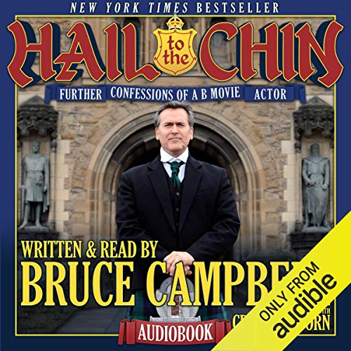 Hail to the Chin  By  cover art