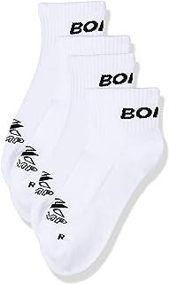 Bonds Men's X-Temp Quarter Crew Socks