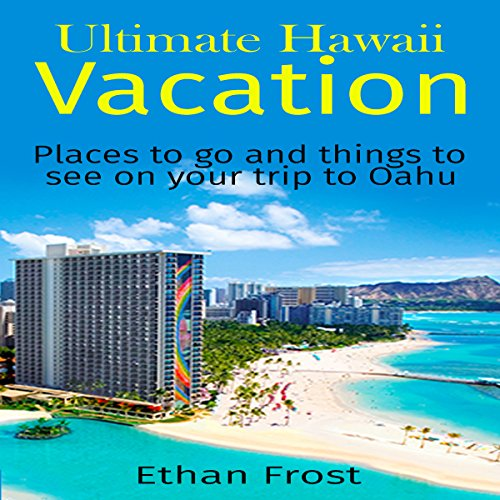 Ultimate Hawaii Vacation audiobook cover art