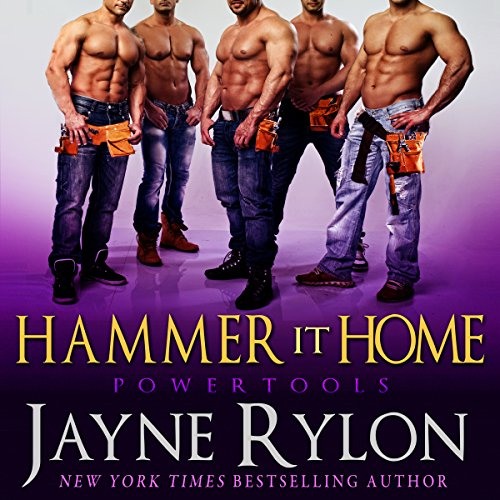 Hammer It Home audiobook cover art