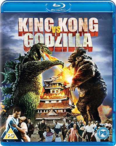 King Kong Vs Godzilla [Edizione: Regno Unito] [Blu-Ray] [Import]