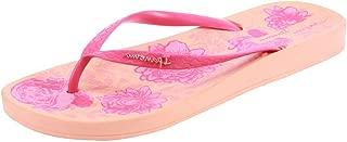 Ipanema Women's Orange Pink PVC Flip Flops (81157-22550-US5-ORANGE-PINK) - 3 UK