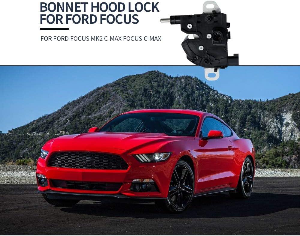 C-MAX 2003-2010 Bonnet Hood Lock latch catch mécanisme Ford Focus C-Max