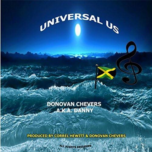 Donovan Chevers
