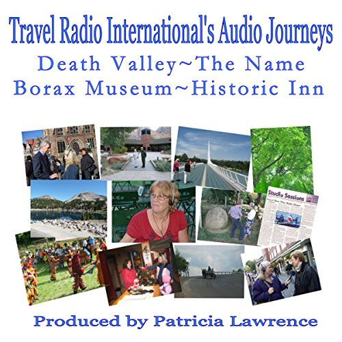 Death Valley, the Name audiobook cover art