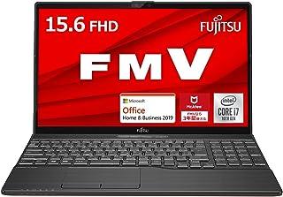 【公式】 富士通 ノートパソコン FMV LIFEBOOK AHシリーズ WA3/E2 (Windows 10 Home/15.6型ワイド液晶/Core i7/16GBメモリ/約256GB SSD + 約1TB HDD/スーパーマルチドライブ/...