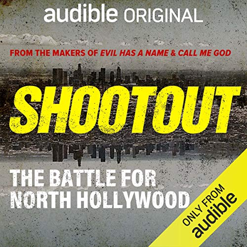 Shootout Podcast with Maureen O'Connell cover art