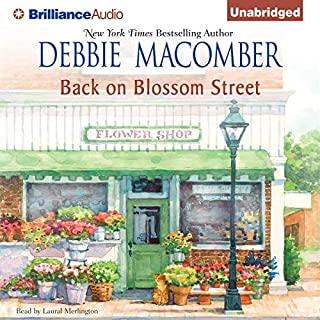 Back on Blossom Street audiobook cover art