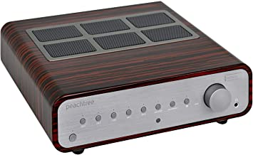 Peachtree Audio nova500 Integrated Amplifier with DAC (Gloss Ebony Mocha)