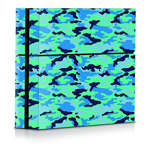Controller Gear Seal Camo PS4 Console Skin - Officially Licensed by PlayStation