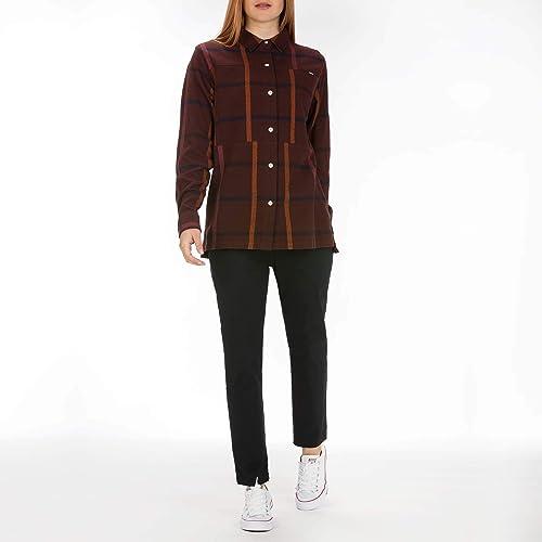 Hurley W Wilson Flannel L S Chemises Femme