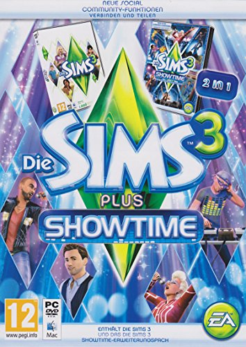 Die Sims 3 + Showtime Add-On [AT PEGI]