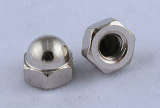 Hard-to-Find Fastener 014973132873 Fine Acorn Cap Nuts Piece-10 3//8-24