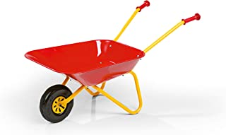 Rolly Toys 270804 - Carretilla de metal de juguete, color