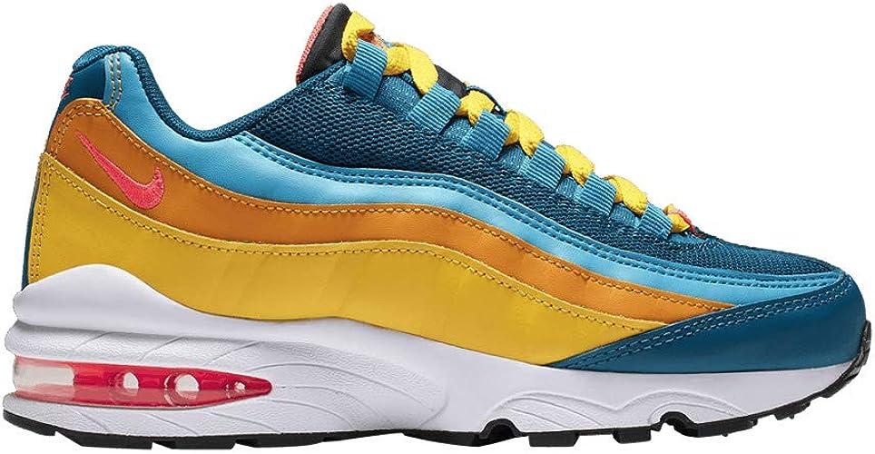 Amazon.com: Nike Air Max 95 (gs) Big Kids Cj9989-300 Size 4: Shoes
