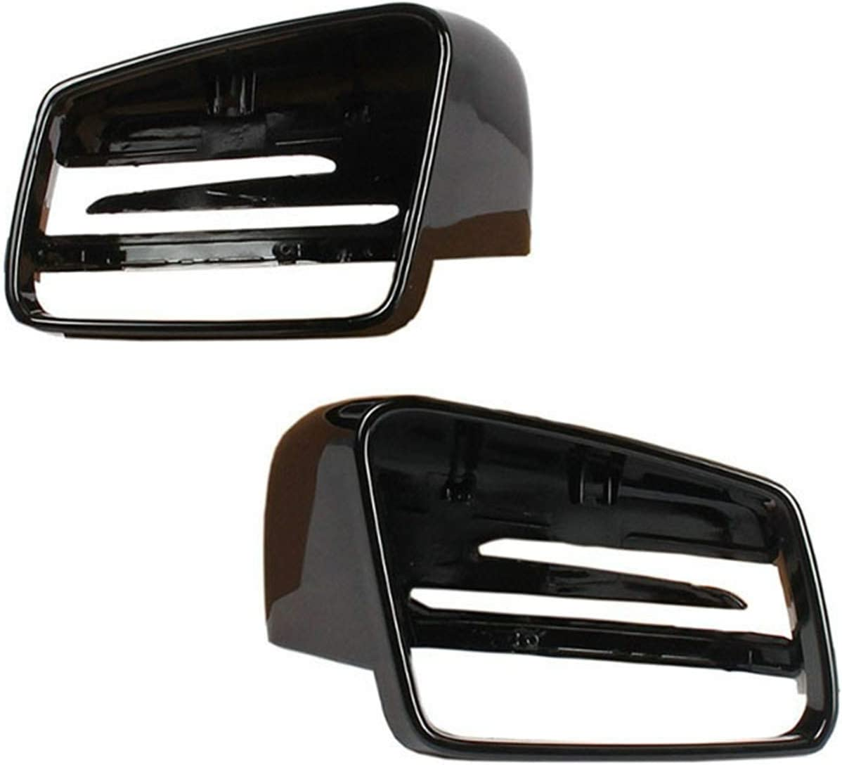 LQIAN Arlington Mall Door Mirror Cover Car Rearview Blac Max 61% OFF Wing Case