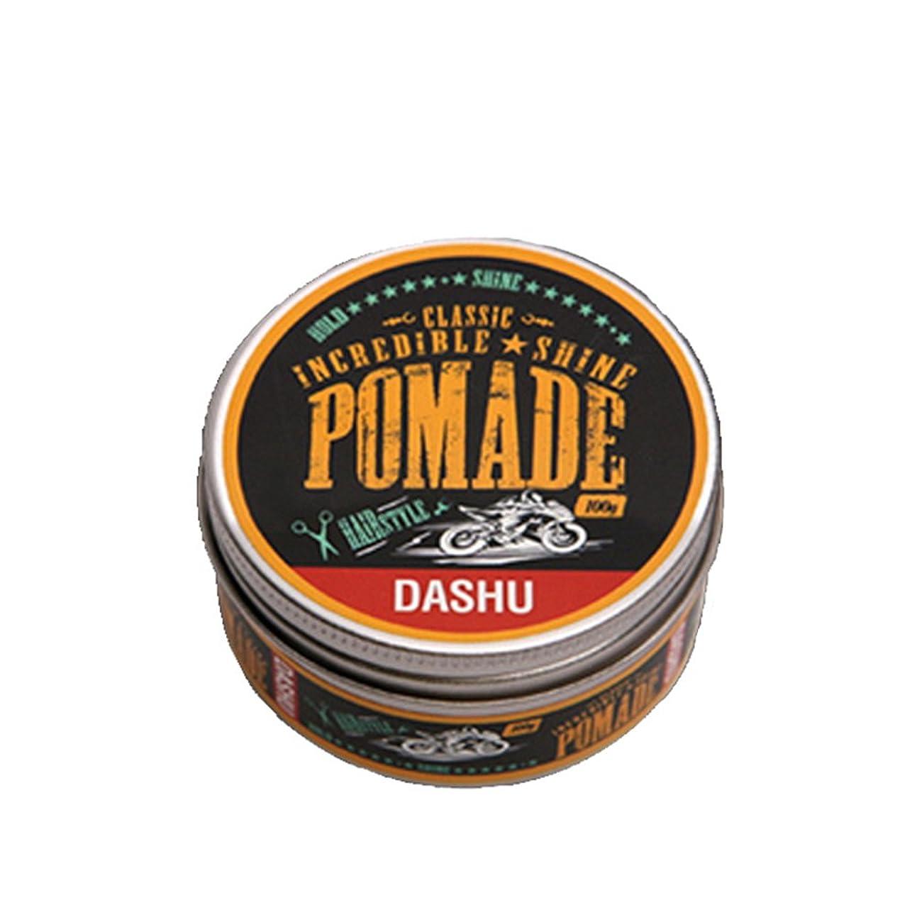 ジーンズ確執公園[DASHU] ダシュ クラシック 信じられないほどの輝き ポマードワックス Classic Incredible Shine Pomade Hair Wax 100ml / 韓国製 . 韓国直送品