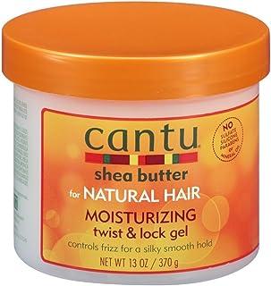 Cantu - Gel Twist und Lock para cabello natural, 2 unidades