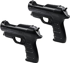Maniglia di tiro per Controller PS4 VR, Kiyicjk 2 pacchi Playstation 4 / VR Move Controller Adatto a giochi di tiro PS3 / ...