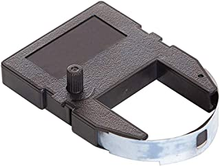 Ribbon Cartridge for Pyramid 3500, 3700, 4000 Time Clocks, Black Ink, 4000R Compatible Replacement