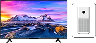 Xiaomi Mi TV P1 55 inch UHD 4K Smart Android TV with Hands-free Google Assistant, Smart home control hub + Air Purifier 3C