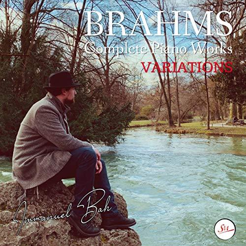 Brahms: Complete Piano Works: Variations