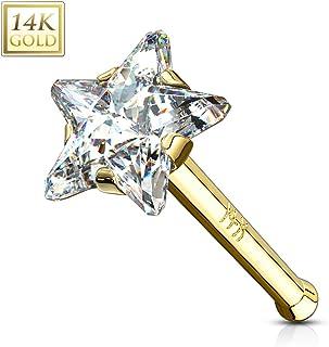 1c534b69c Amazon.com: Sun, Moon & Stars - Studs / Piercing Jewelry: Clothing ...
