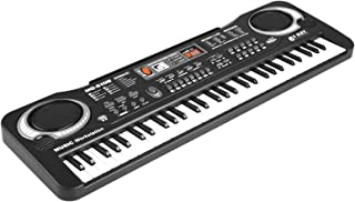 61 Keys Piano Keyboard Toy for Kids, Kids Piano Piano Keyboard Toy, Kids Piano Toy Electronic Keyboard Musical Instrument ...