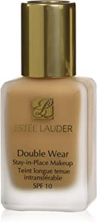 Estee Lauder Double Wear StayinPlace Makeup SPF 10 for All Skin Types, No. 93 Cashew (3w2), Cashew, 1 Ounce