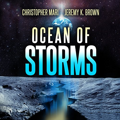 Ocean of Storms audiobook cover art
