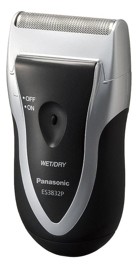 魅力的オープニング歌うPanasonic スーパーレザー シルバー調 ES3832P-S