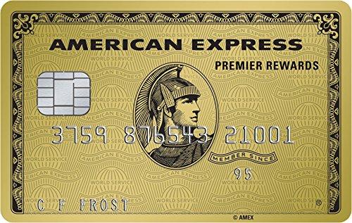 of introductory bonus credit cards American Express® Premier Rewards Gold Card