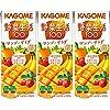 カゴメ 野菜生活100 マンゴーサラダ 200ml×3本