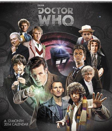 Doctor Who 2014 Special Edition Calendar