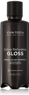 John Frieda Colour Refreshing Gloss, Warm Red, 6 Ounce