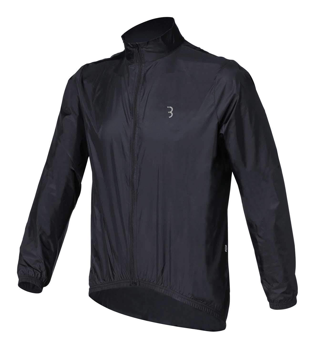 BBB Cycling Unisex – Erwachsene BaseShield Regenbekleidung, schwarz, XXL